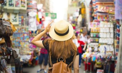 Покупки в Римини (креативное) - фото