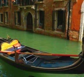 Венецианская гондола 1 - фото