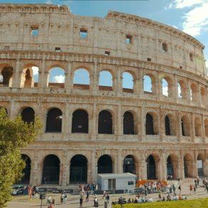 Колизей в Риме (Coliseum in Rome) - фото