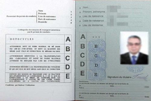 Образец МВУ выдаваемого в Украине - фото
