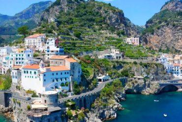 Амальфи (город в Италии) - фото