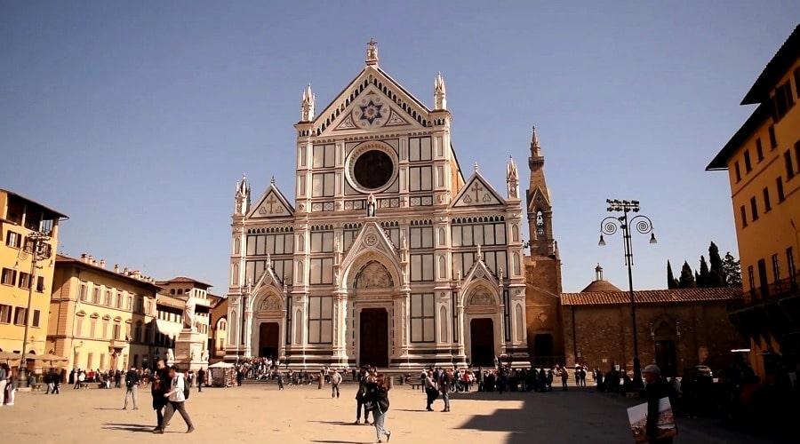 Санта-Кроче (Флоренция) - фото