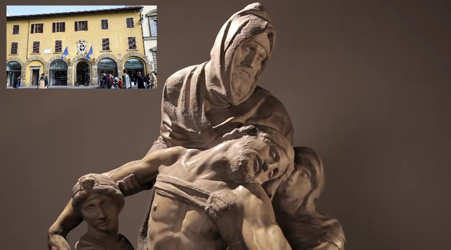Опера-дель-Дуомо (Флоренция) - фото