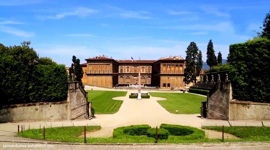 Палаццо Питти (Palazzo Pitti) - фото