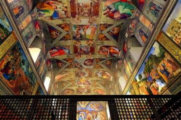 Сикстинская Капелла в Риме - фото