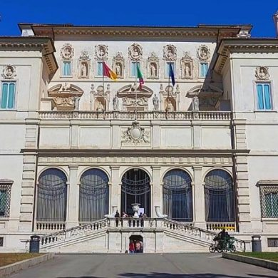Галерея Боргезе в Риме - фото