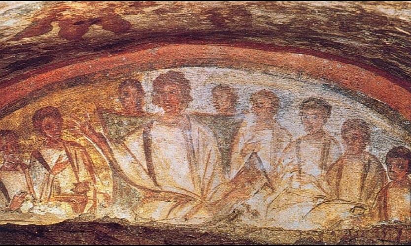 catacombs_domitilla 2 - foto