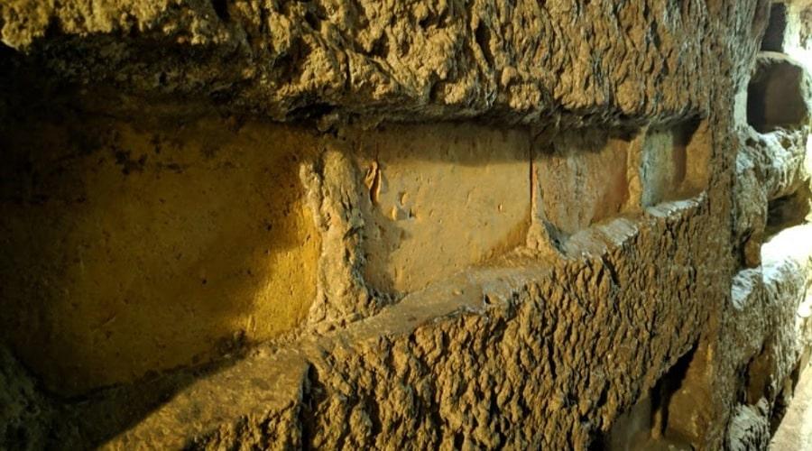 catacombs_domitilla 6 - foto