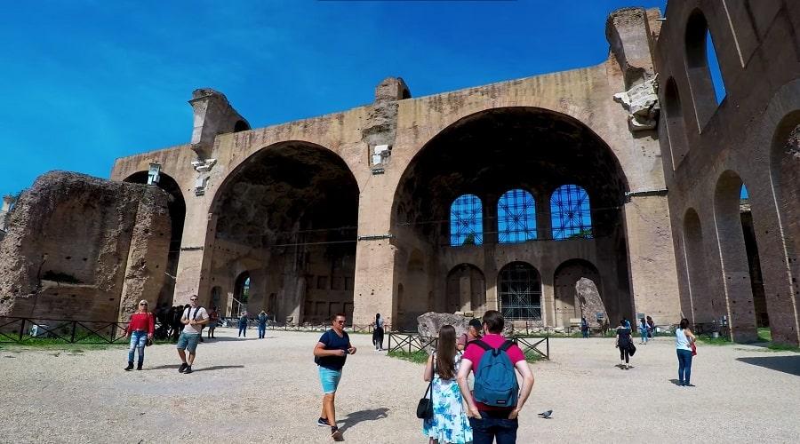 Достопримечательности Римского форума - фото