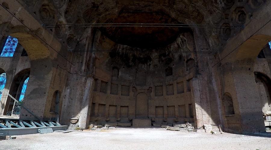Базилика Римского форума 3 - фото