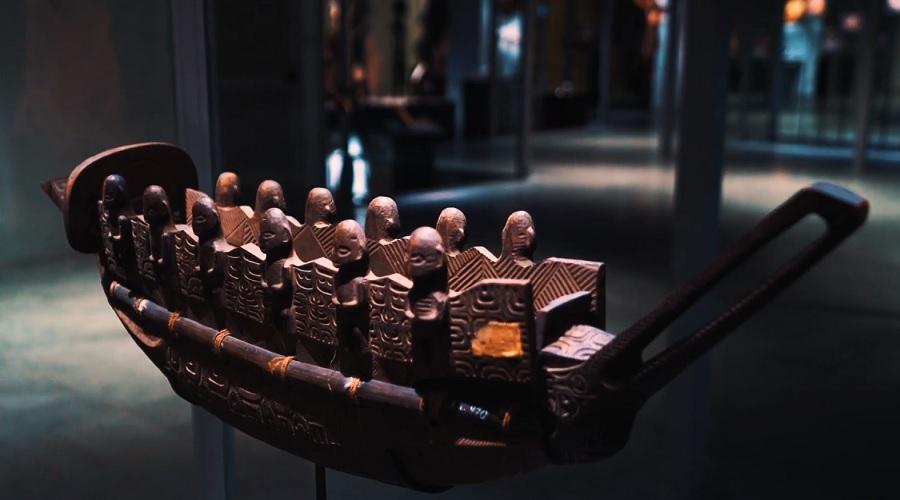 Этнологический музей в Ватикане - фото