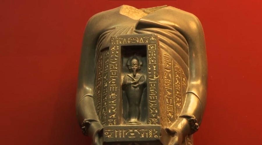 Григорианский Египетский музей (один из музеев Ватикана) - фото