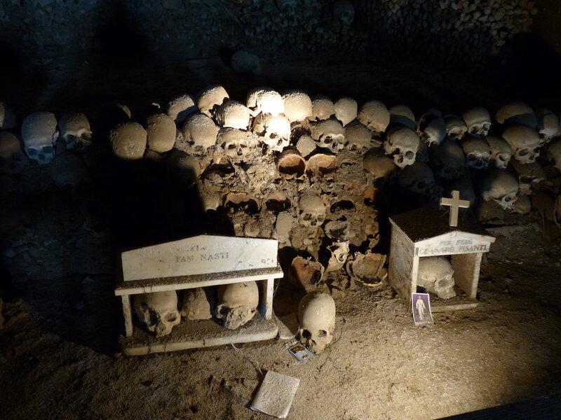 Кладбище Фонтанелле - фото 16