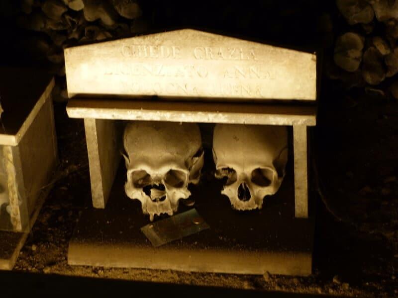 Кладбище Фонтанелле - фото 7