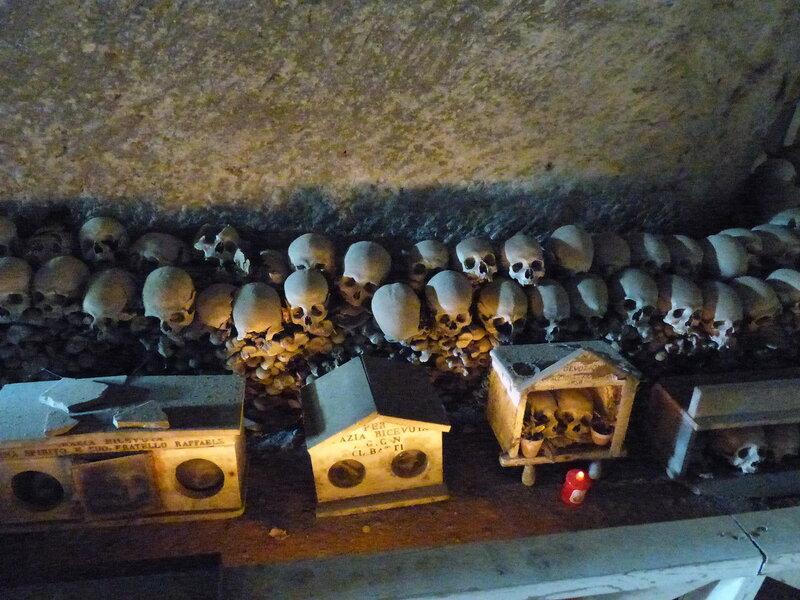 Кладбище Фонтанелле - фото 8